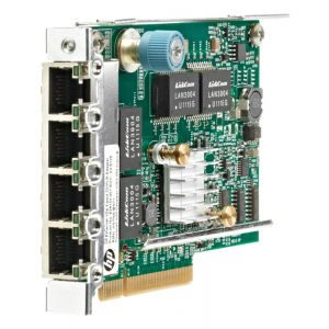 HP used network adapter 629133-002 331FLR, 1GB, 4-port