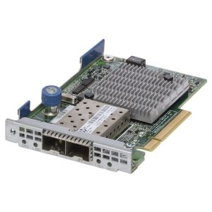 HP used Network adapter 649869-001 530FLR-SFP+, 10Gbps, 2-port