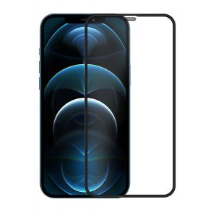 NILLKIN tempered glass Full Coverage 3D για Apple iPhone 12 Pro Max