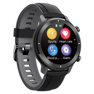 """HIFUTURE smartwatch HiWAVE, 1.3"""", IP68, heart rate monitor, μαύρο"""