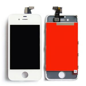 TIANMA High Copy LCD για iPhone 4S, TLCD-012, White